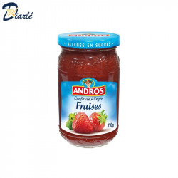 ANDROS CONFITURE FRAISES 350g
