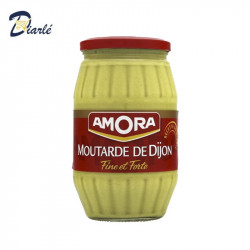 MOUTARDE AMORA 915g