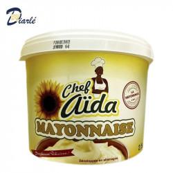 MAYONNAISE CHEF AIDA 2,5KL