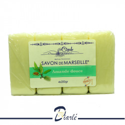 SAVON DE MARSEILLE AMANDE...