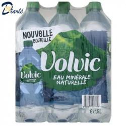 EAU VOLVIC 6 x 1,5L