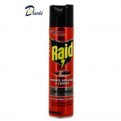 RAID FOURMIS,ARAIGNEES &...