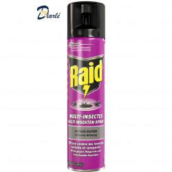 RAID MULTI-INSECTES 400ML