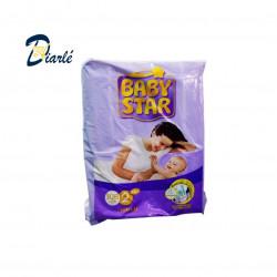 COUCHE BABY STAR 3-6Kg N°2