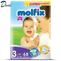 COUCHE MOLFIX JUMBO N'3...