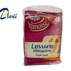 VANOISE LEVURE PATISSIERE 5x7g