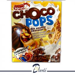 CHOCO POPS RIZ SOUFFLE...