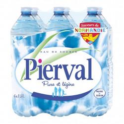 EAU PIERVAL 6x1.5L