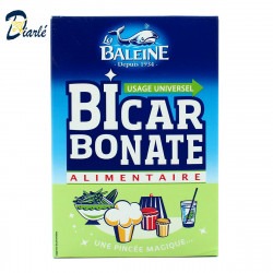 LA BALEINE BICARBONATE...
