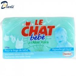 SAVON LE CHAT BEBE 175g