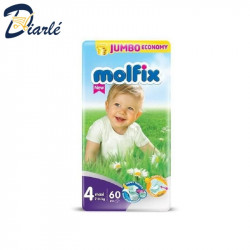 COUCHE MOLFIX JUMBO 7x14Kg N°4