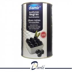 OLIVES NOIRES DENOYAUTEES